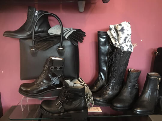 Schuhe für den Herbst und Winter Das Schuhwerk, Wartenberg